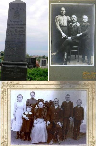 Sághy Lajos, Érmihályfalva község első főbírója