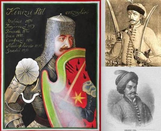 Kinizsi Pál hadvezér, és Kenéz