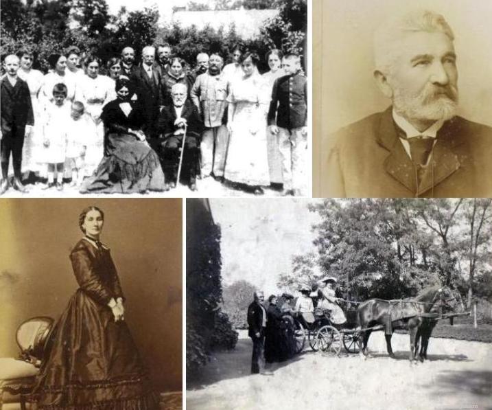 """Újabb adalékok, képek az """"Egy grófi esküvő 1855-ből"""" című írásunkhoz"""