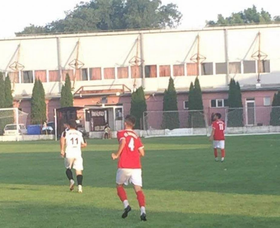 Lejátszotta az első felkészülési mérkőzését az Unirea felnőtt focicsapata